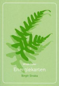 Wildkräuter-Energiekarten und Begleitheft