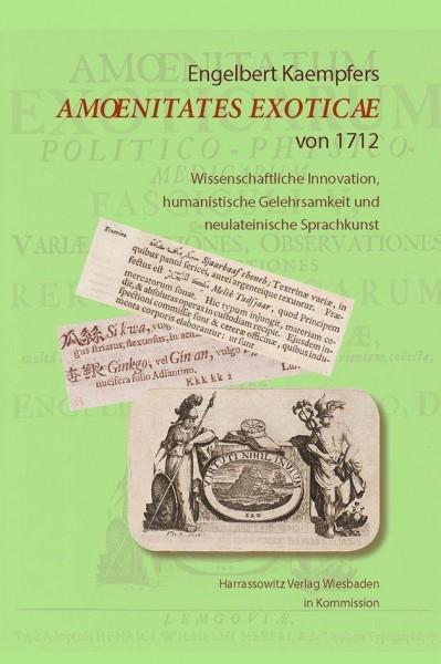 Engelbert Kaempfers Amoenitates Exoticae von 1712