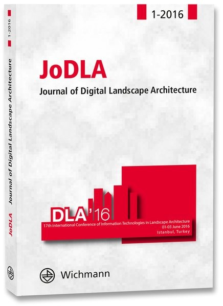 JoDLA ? Journal of Digital Landscape Architecture 1-2016: 17th International Conference of Informati