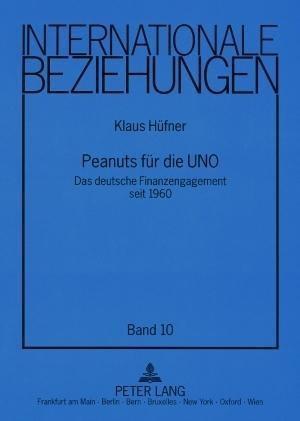 Peanuts für die UNO