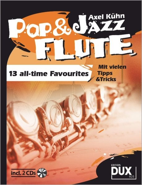 Pop & Jazz Flute: 13 all-time Favourites