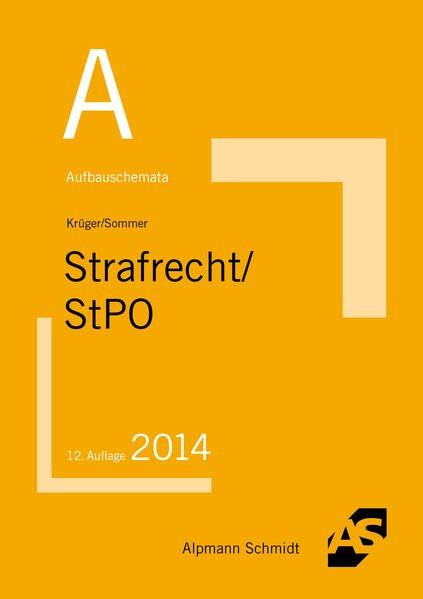 Aufbauschemata Strafrecht/StPO