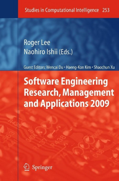 Software Engineering Research, Management and Applications 2009