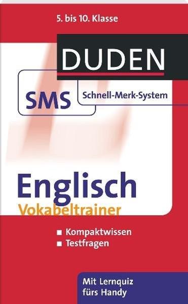 Englisch Vokabeltrainer: 5. bis 10. Klasse