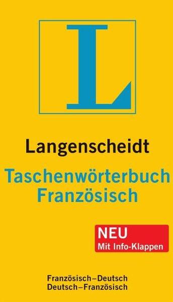 Langenscheidt Taschenwörterbuch Französisch: Französisch-Deutsch/Deutsch-Französisch (Langenscheidt