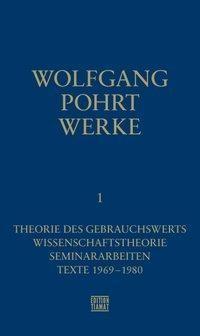 Werke Band 1