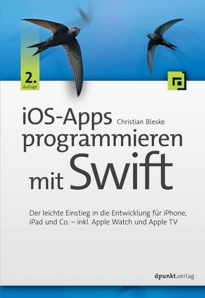 iOS-Apps programmieren mit Swift
