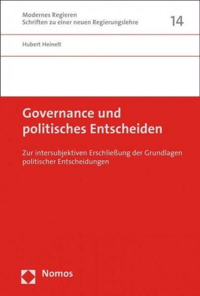 Governance und politisches Entscheiden
