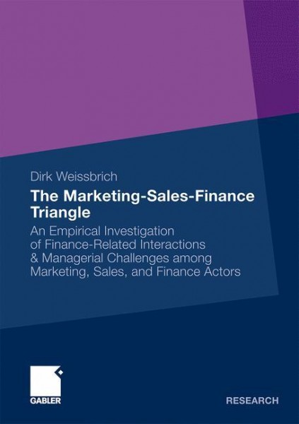 The Marketing-Sales-Finance Triangle