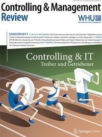 Controlling & Management Review Sonderheft 1-2014
