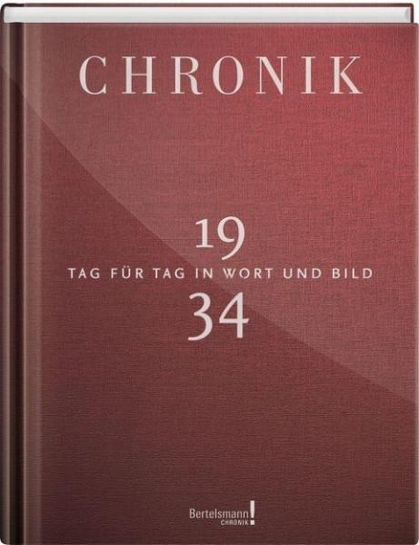Chronik 1934