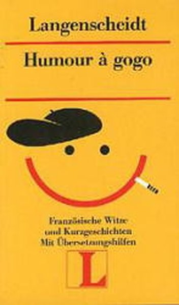 Langenscheidt Lektüre, Bd.68, Humour a gogo