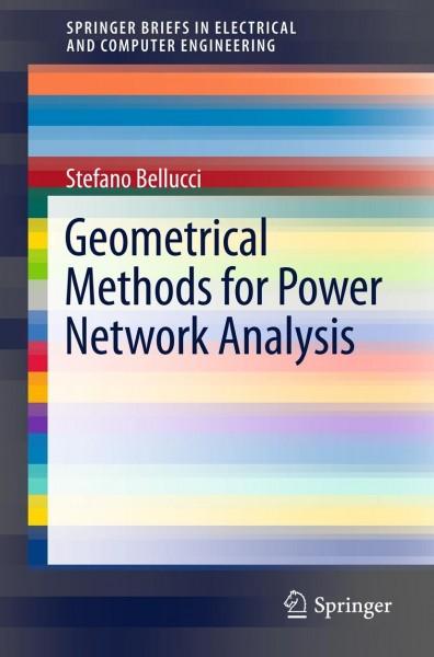 Geometrical Methods for Power Network Analysis