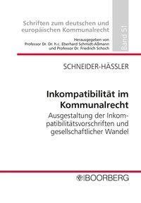 Inkompatibilität im Kommunalrecht