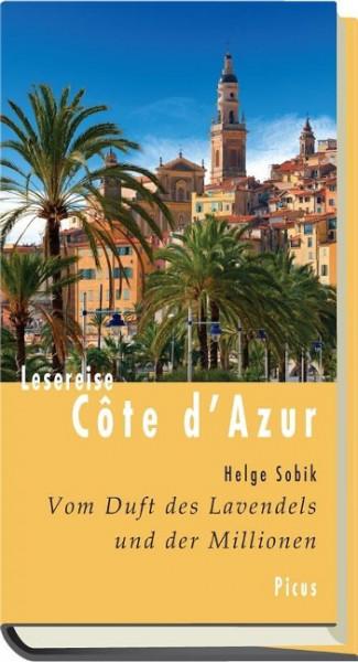 Lesereise Côte d'Azur.