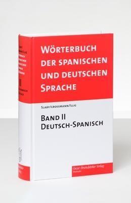 Wörterbuch der spanischen und deutschen Sprache 2