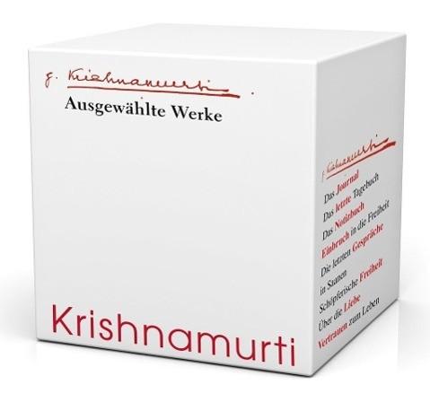 Krishnamurti Ausgewählte Werke