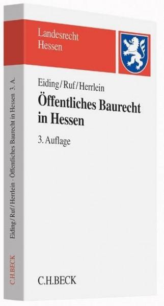 Öffentliches Baurecht in Hessen