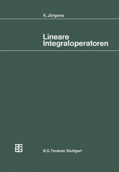 Lineare Integraloperatoren