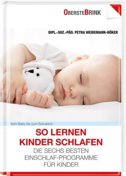 So lernen Kinder schlafen