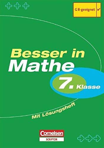 Besser in Mathematik. Geometrische Körper ab 7. Schuljahr
