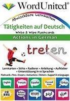Actions in German