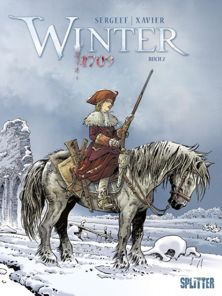 Winter 1709 Band 02. Buch 2