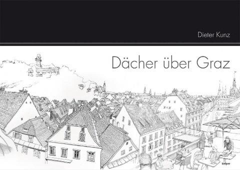 Dächer über Graz