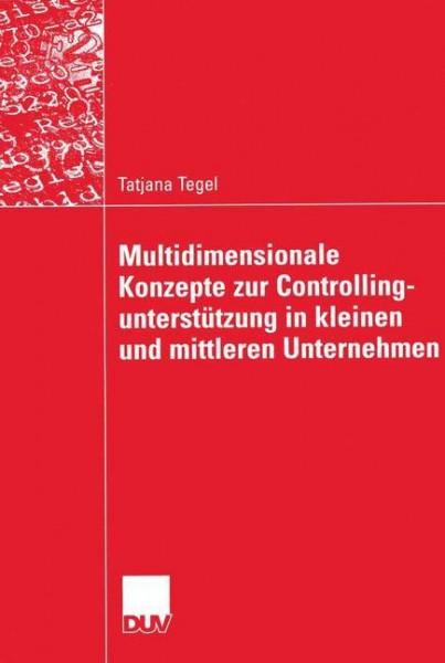 Multidimensionale Konzepte zur Controllingunterstützung in kleinen und mittleren Unternehmen