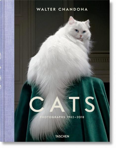 Walter Chandoha. Cats. Photographs 1942-2018