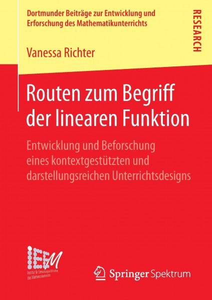 Routen zum Begriff der linearen Funktion