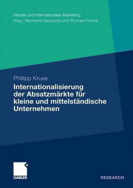 Internationalisierung der Absatzmärkte für kleine und mittelständische Unternehmen
