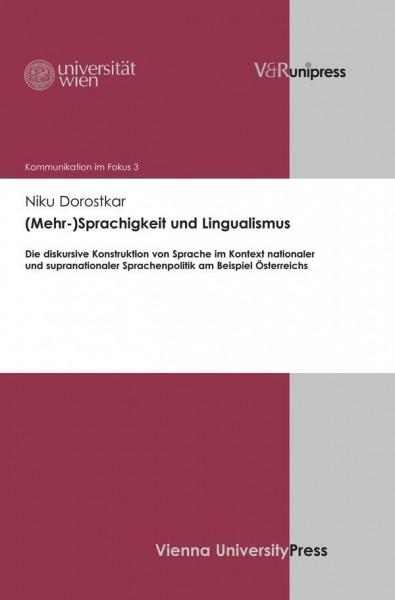 (Mehr-)Sprachigkeit und Lingualismus