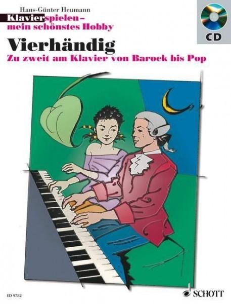 KlaVierhändig / mit CD