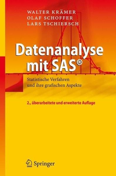 Datenanalyse mit SASA: Statistische Verfahren und ihre grafischen Aspekte