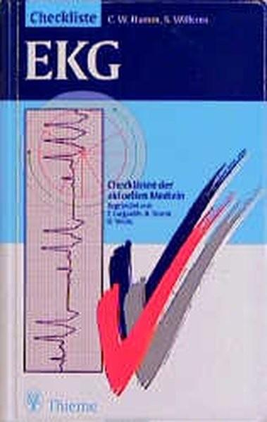 Checklisten der aktuellen Medizin, Checkliste EKG
