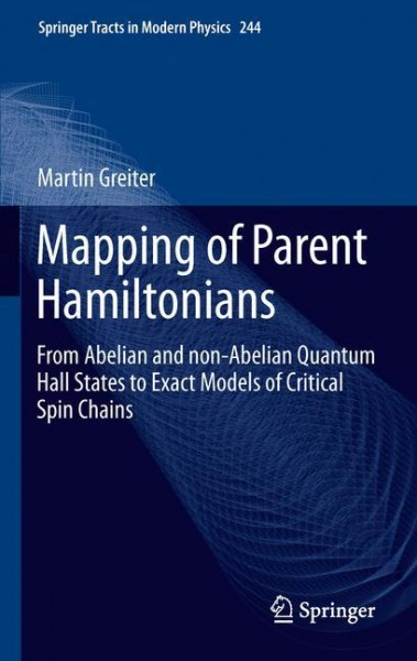 Mapping of Parent Hamiltonians