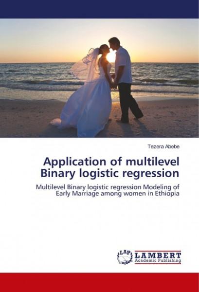 Application of multilevel Binary logistic regression