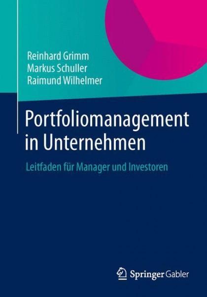 Portfoliomanagement in Unternehmen