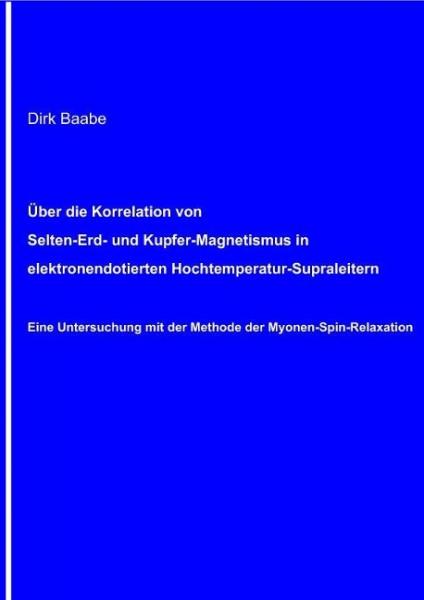 Über die Korrelation von Selten-Erd- und Kupfer-Magnetismus in elektronendotierten Hochtemperatur-Su