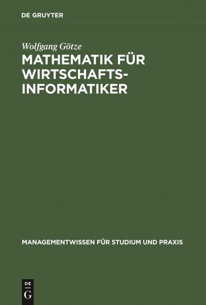 Mathematik für Wirtschaftsinformatiker