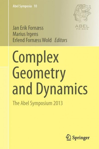 Complex Geometry and Dynamics