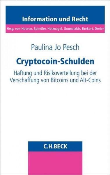 Cryptocoin-Schulden
