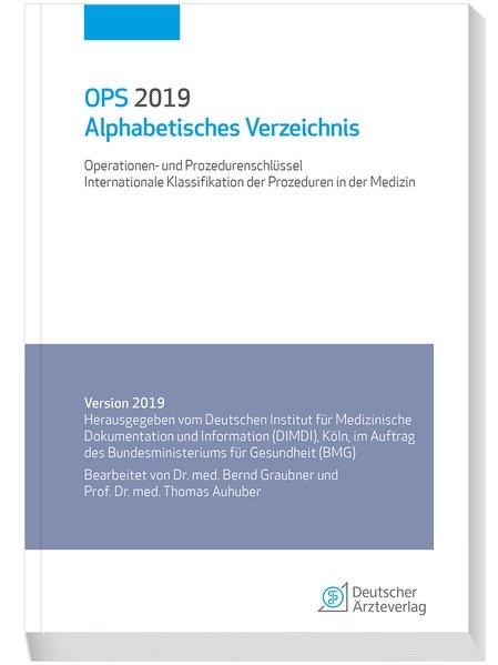 OPS 2019Alphabetisches Verzeichnis
