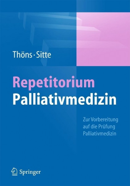 Repetitorium Palliativmedizin