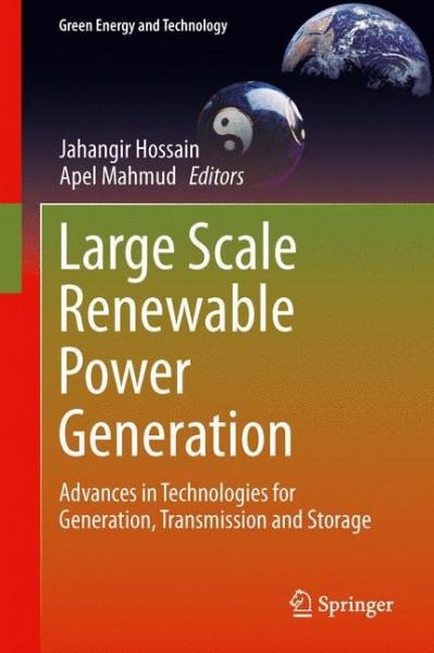 Large Scale Renewable Power Generation