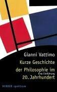 Kurze Geschichte der Philosophie im 20. Jahrhundert