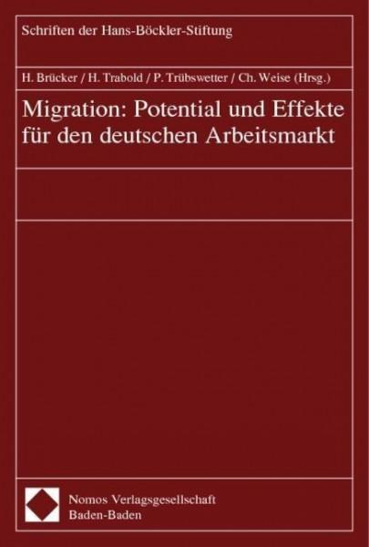 Migration: Potential und Effekte für den deutschen Arbeitsmarkt