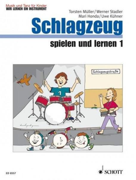 Schlagzeug spielen und lernen 1