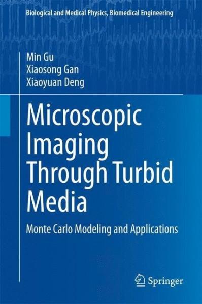 Microscopic Imaging Through Turbid Media